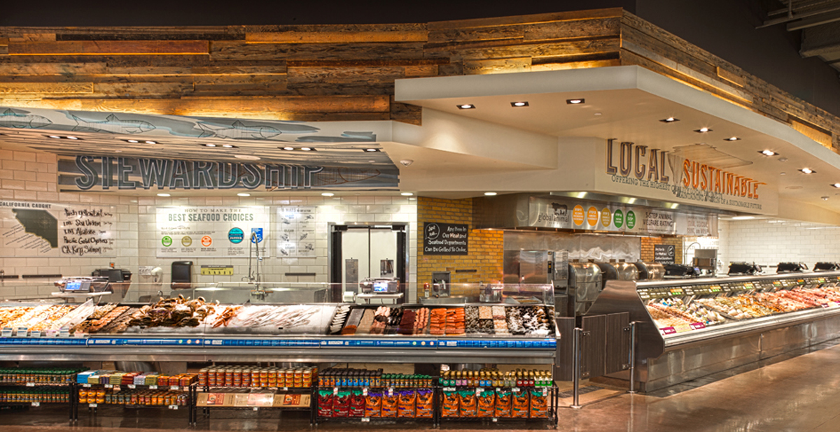 Whole Foods Market Store Layout