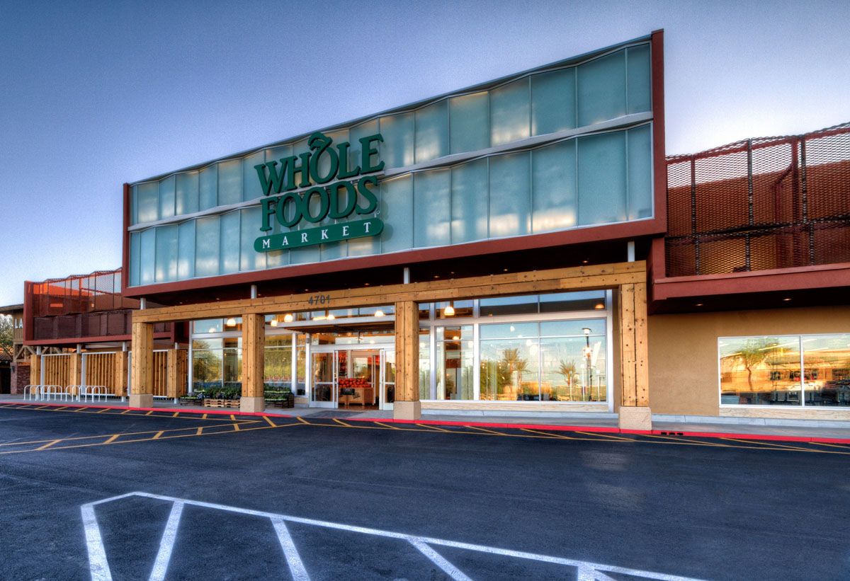 Whole Foods Store Design