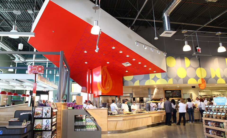 Whole Foods Grand Opening Waverly