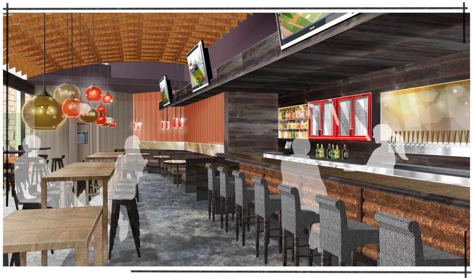 Pasadena Whole Foods Bar