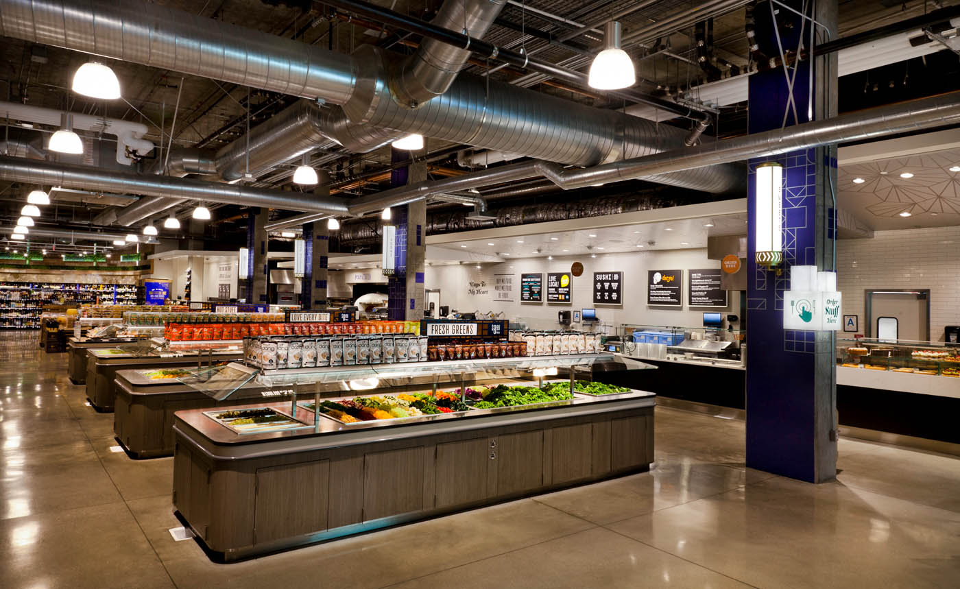 Whole Foods Market Downtown Los Angeles Dl English Design