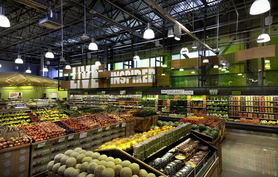 Concept Of Whole Foods Market