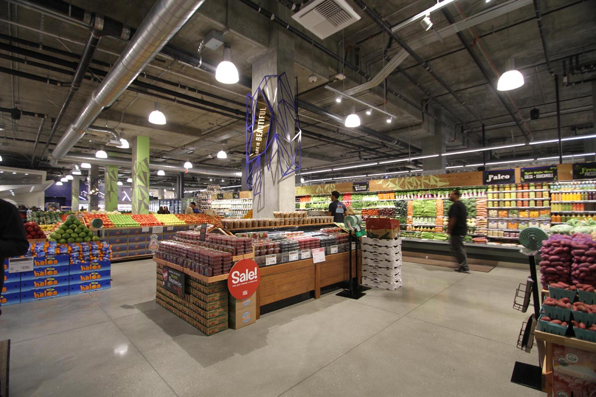 Whole Foods Market In Downtown Los Angeles