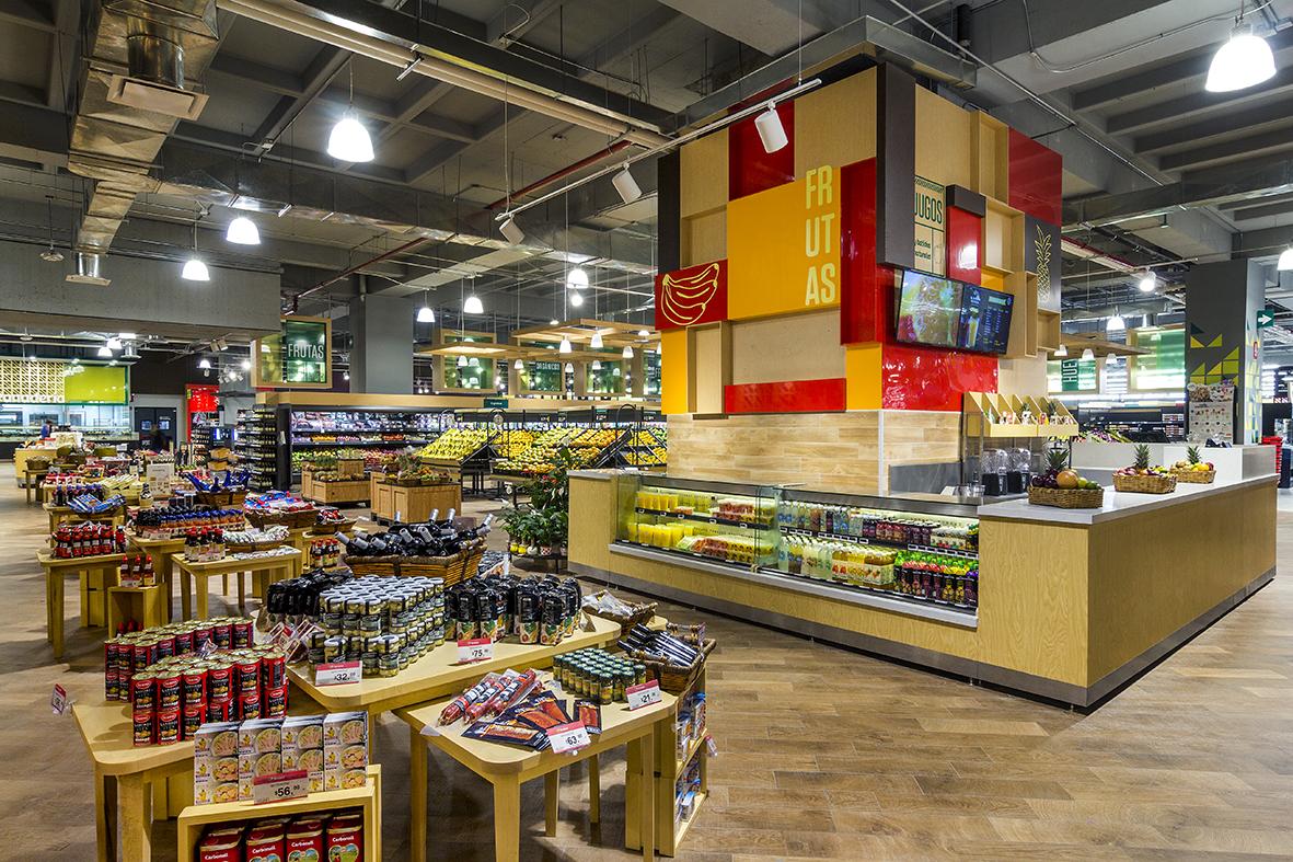 Soriana h permarket miyana polanco dl english design for Cuisine store