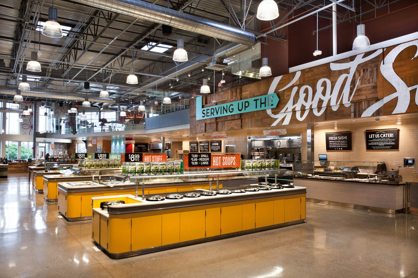 Whole Foods Top Foods