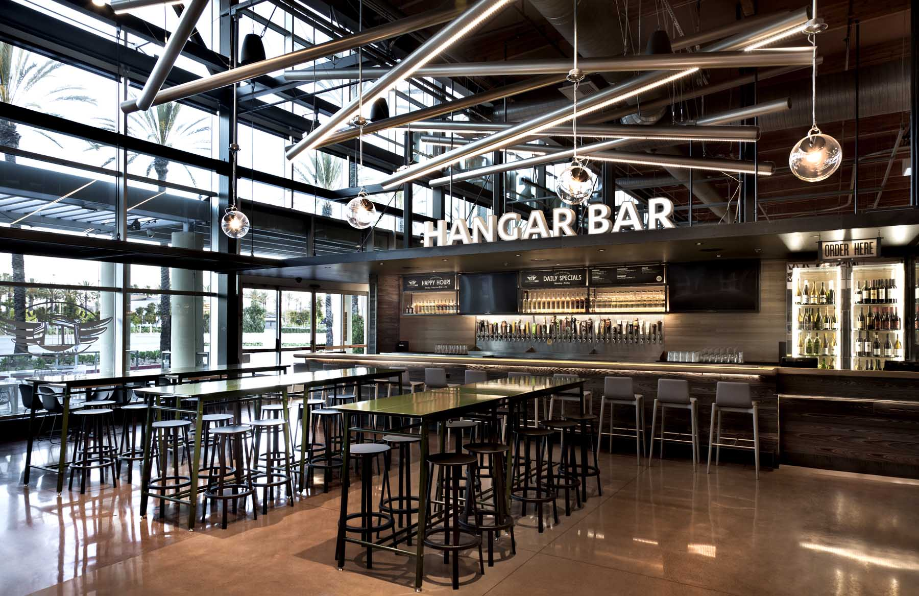 Hangar Bar Dl English Design Dl English Design