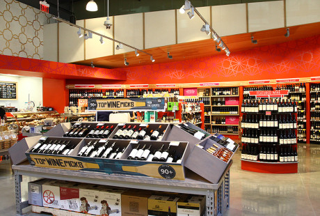 Whole Foods Market - Palm Desert - Wine