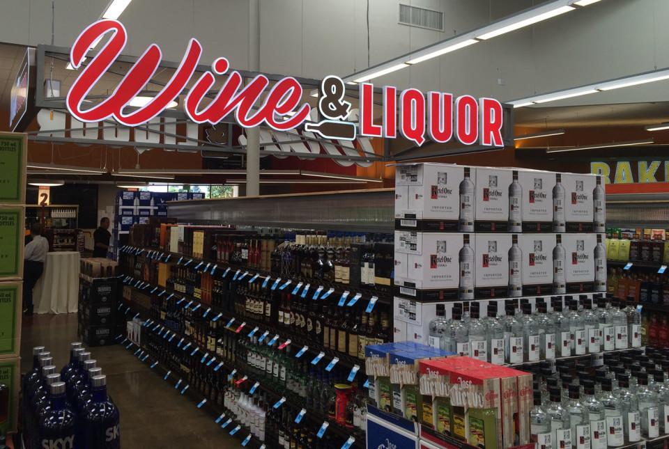 Wine and Liquor