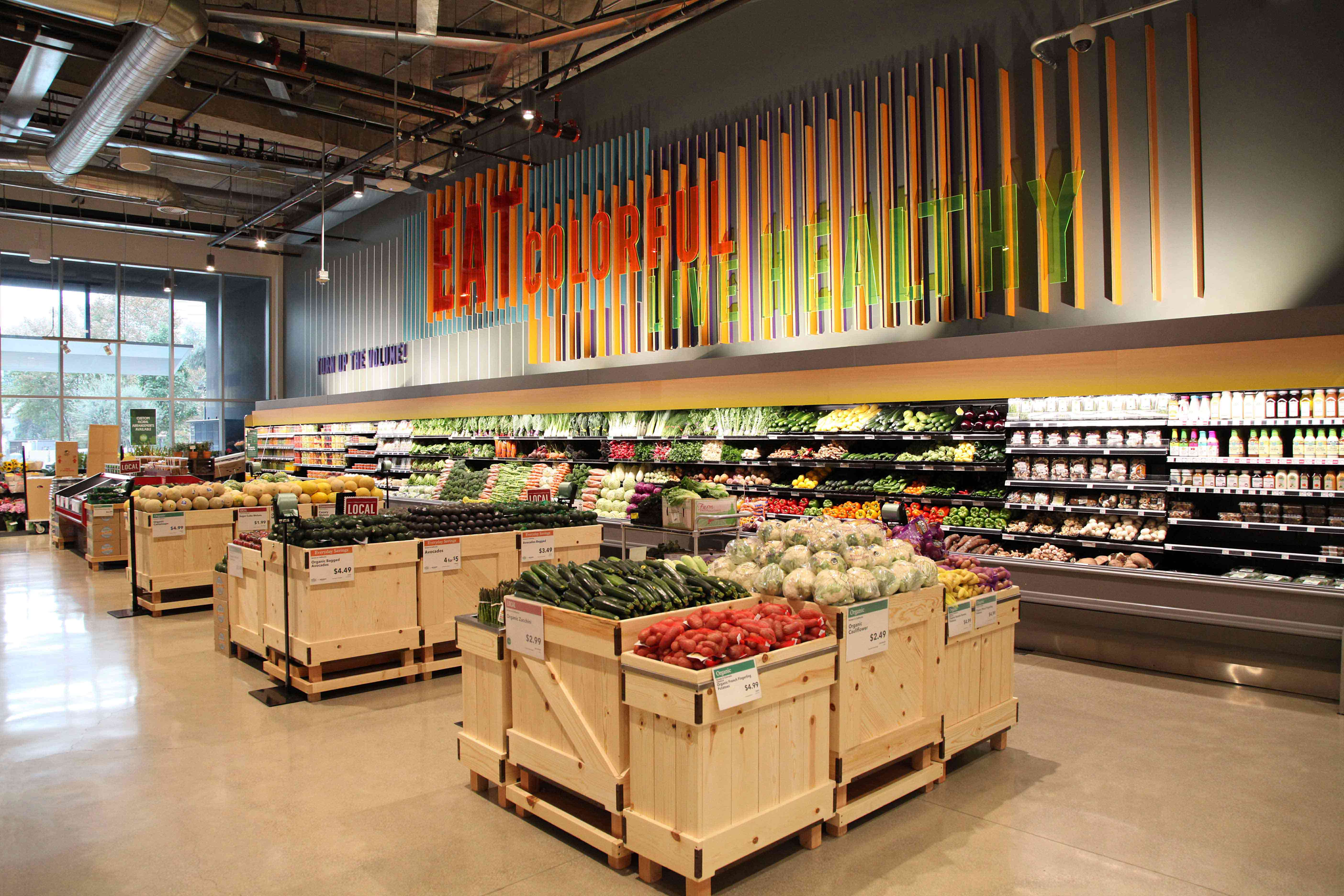 Whole Foods Market Burbank Dl English Design Dl