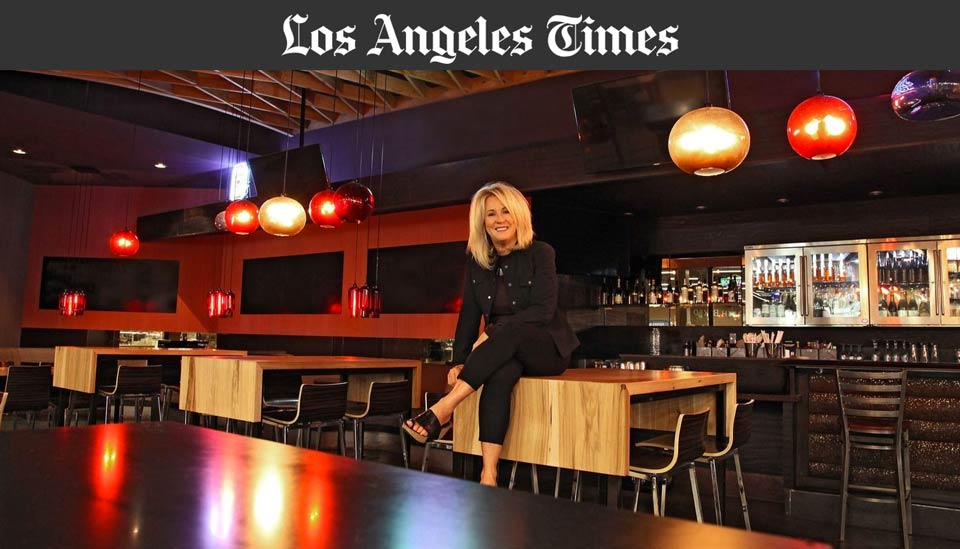 Deborah English Los Angeles Times