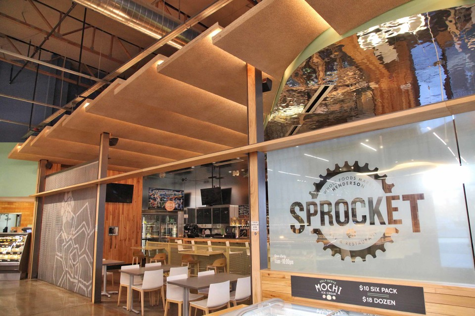 Sprocket Bar